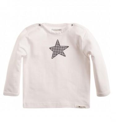 Noppies newborn unisex t-shirt