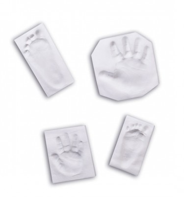 Baby Art magneten gips