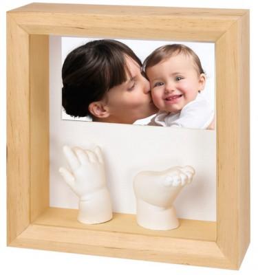 Baby Art 3D gips met foto