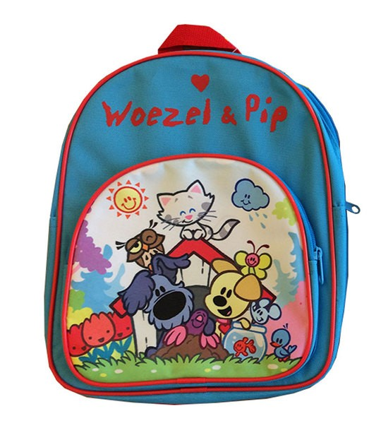 ab26c23cbc7 Woezel & Pip rugtas - Baby-spullen.com