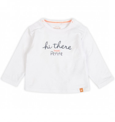 Sweet Julia newborn meisjes T-shirt