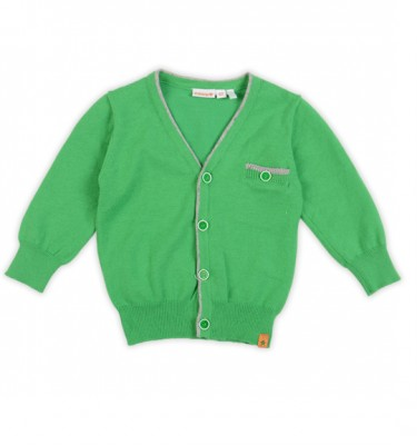 Petit Hidde newborn jongens vest