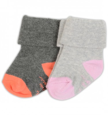 Sweet Mees newborn sokjes 2-pack