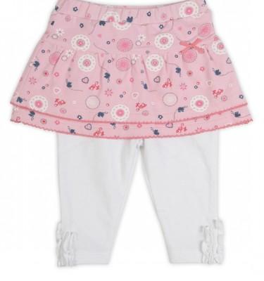 Prenatal newborn meisjes rokje met legging