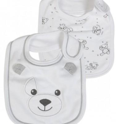 Prenatal 2-pack slab bear