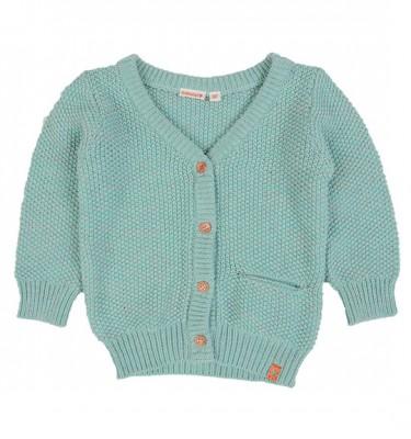 Petit Carlos newborn jongens vest