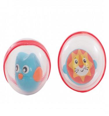 Playgro bobbing bath balls