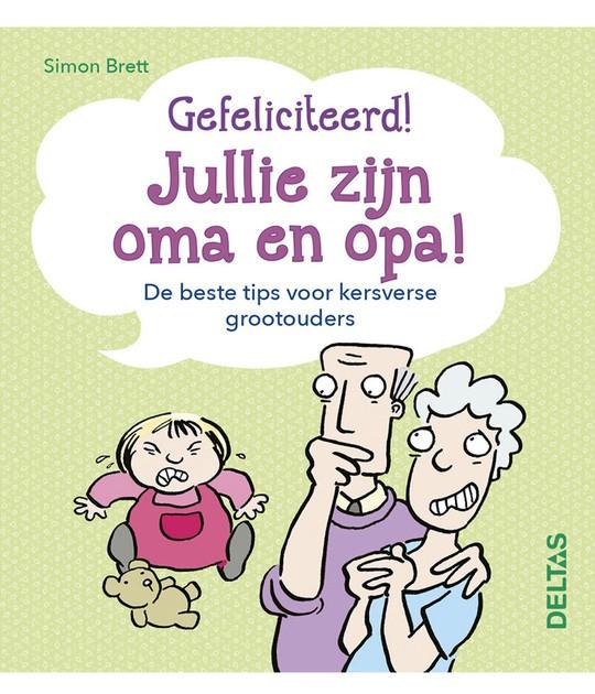 Boek Jullie zijn opa en oma