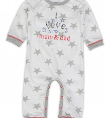 Prenatal jongens 1 delig baby pyjama