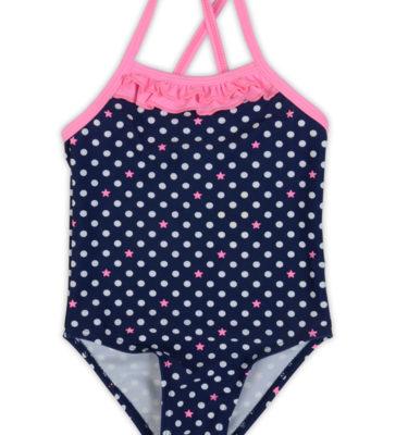Prenatal meisjes zwempak stip