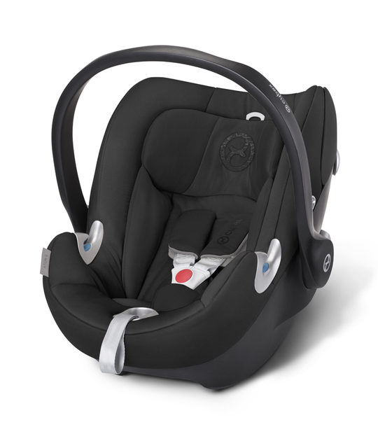 Cybex Aton Q Happy Black