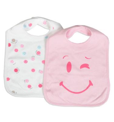 Prenatal 2-pack slab smiley