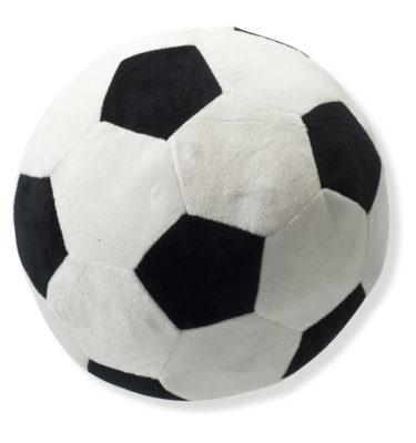 Prenatal knuffel voetbal