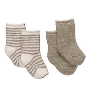 Prenatal baby sokken 2-pack