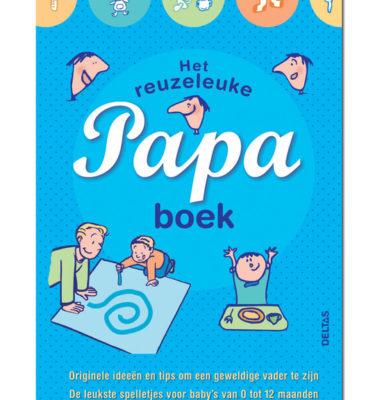 Het reuzeleuke papa boek