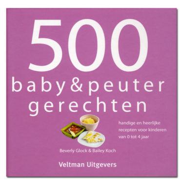 500 baby & peuter gerechten