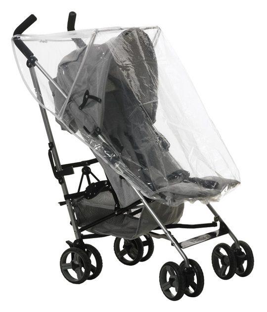 Prenatal universele regenhoes voor buggy's