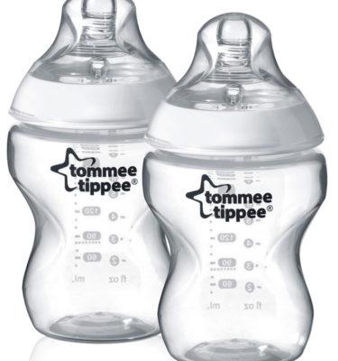 Tommee Tippee 2-pack fles 260 ml
