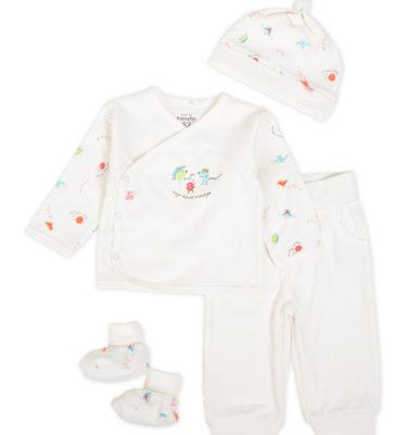 Prenatal newborn setje kleine vriendjes