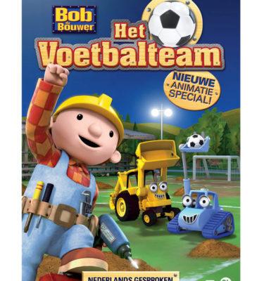 Dvd Bob de Bouwer voetbal