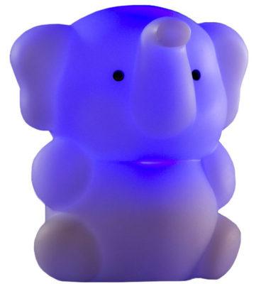 ISI mini nachtlampje olifant