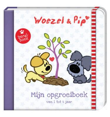 Woezel & Pip opgroeiboek