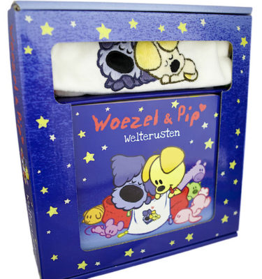 Woezel & Pip giftset