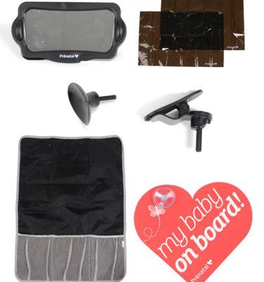 Prenatal startkit auto accessoires
