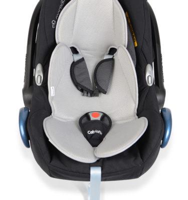 Prenatal luchtdoorlatend matras autostoel groep 0
