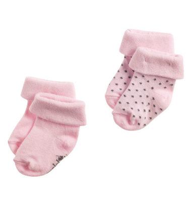 Noppies newborn meisjes sokjes 2pack