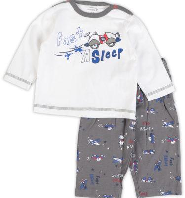 Prenatal baby jongens pyjama