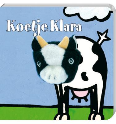 vingerpopboekje Koetje Klara