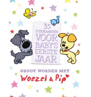Woezel & Pip Milestone cards