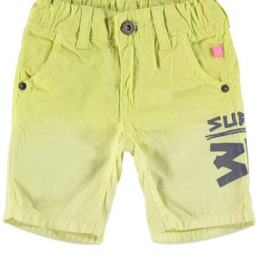 Babyface dreumes jongens shorts