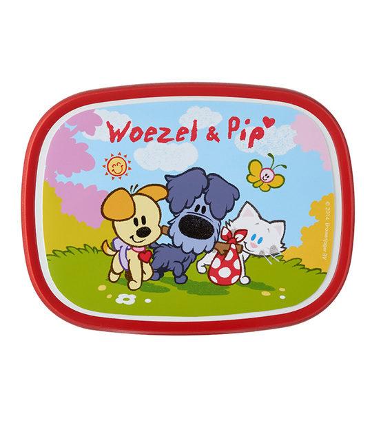Woezel en Pip lunchbox
