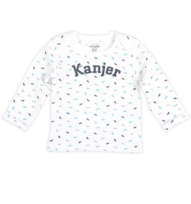Prenatal newborn t-shirt kanjer