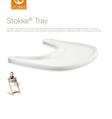 Stokke® Tripp Trapp® Tray wit