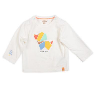 Petit Micha newborn jongens t-shirt