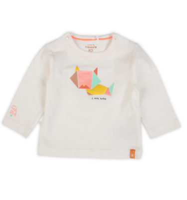 Sweet Rachel newborn meisjes t-shirt