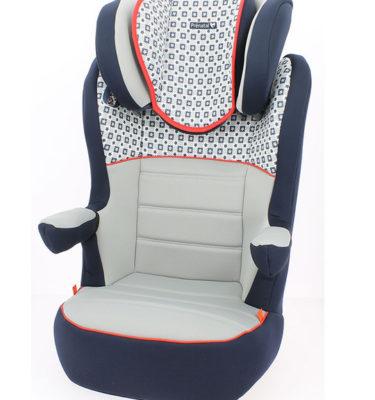 Prenatal luxe autostoel groep 2/3 sterren