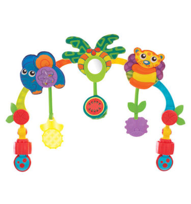 ?Playgro Tropical Tunes Travel Play Arch?