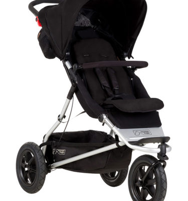 Mountain Buggy Urban Jungle + One Black