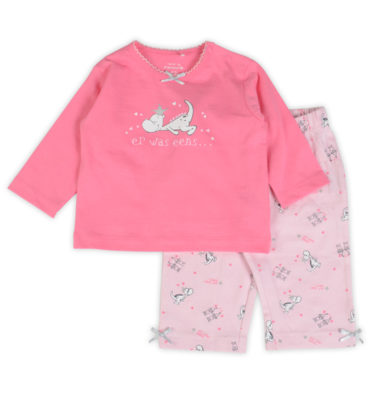 Prenatal meisjes baby pyjama