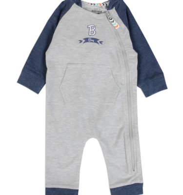 Prenatal newborn jongens 1-delig pak