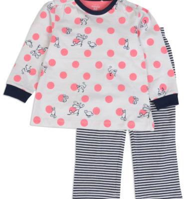 Prenatal  meisjes peuter pyjama