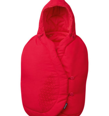 Maxi-Cosi Pebble voetenzak Origami Red