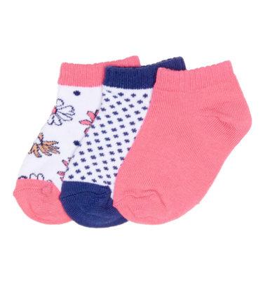 Prenatal meisjes 3-pack sokken
