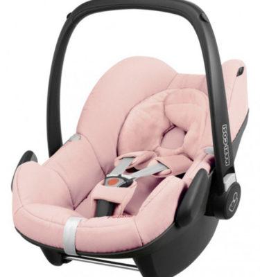 Maxi-Cosi Pebble Quinny Pink Pastel