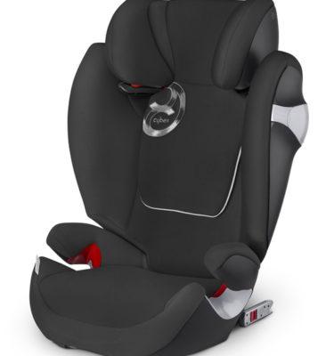 Cybex Solution M-Fix Happy Black