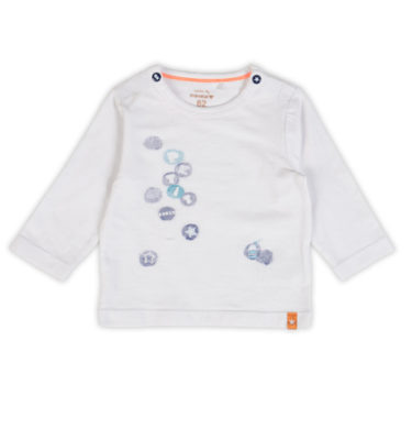 Petit Jack newborn jongens t-shirt